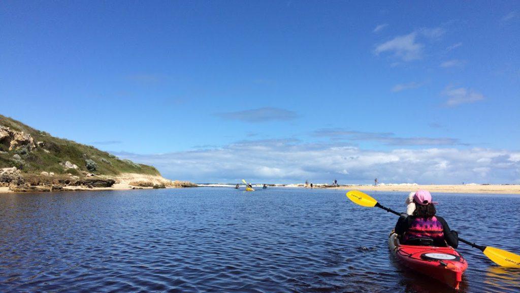 Kayak Hire Rockingham